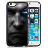 iPhone 6 case, Hard Reset Face Eye Look Major Fletcher iPhone 6 TPU phone case