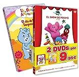 Pocoyo Y El Circo Espacial / Los Osos Amorosos 8- Pck 2 [DVD]