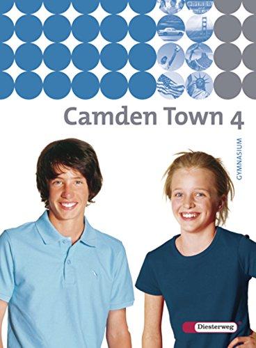 Camden Town - Ausgabe 2005 für Gymnasien: Camden Town 4. Textbook. Gymnasium: Baden-Württemberg, Berlin,Brandenburg, Bremen, Hamburg, Hessen, ... Sachsen-Anhalt, Schleswig-Holstein, Thüringen