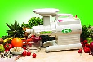 Green Star GS3000 Juicer and Peanut Butter Grinder