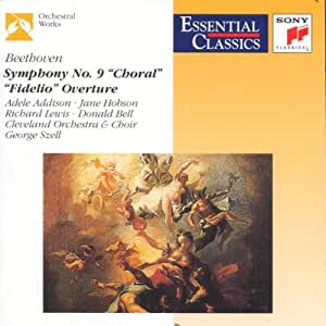"""Symphonie N°9 """"Avec Choeur"""", Egmont"""