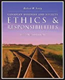 ISBN 9780070000261 product image for Canadian Business and Society: Ethics & Responsibilities [Paperback] | upcitemdb.com