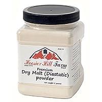 Hoosier Hill Farm Old Fashioned Dry Malt (Diastatic) Powder 1.5 lb.
