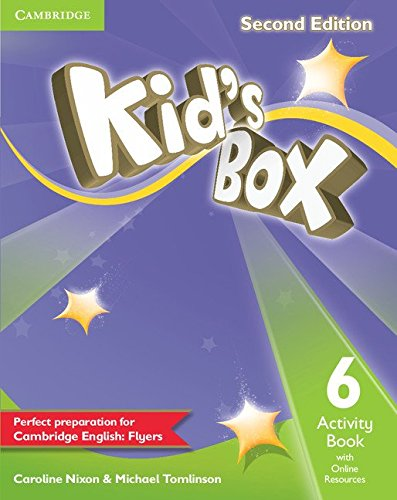 Kid's Box Level 6 Activity Book with Online Resources Second Edition