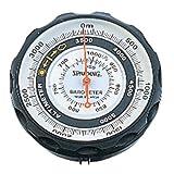 SPALDING(スポルディング) 気圧・高度計 ブラック 610 4687-06