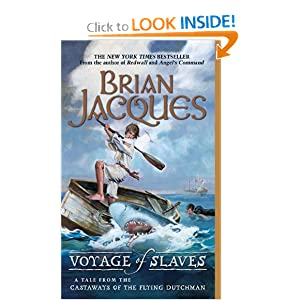 Voyage of Slaves (Castaways of the Flying Dutchman) by