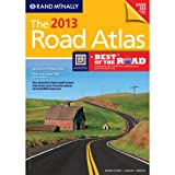 The 2013 Road Atlas (Rand Mcnally Road Atlas: United States, Canada, Mexico)