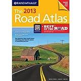 The 2013 Road Atlas (Rand McNally Road Atlas: United States/Canada/Mexico)