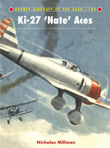 Ki-27 Nate Aces (Aircraft of the Aces)