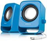Speedlink Snappy Stereo Speakers - Blue