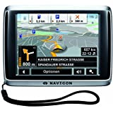 NAVIGON 2510 Explorer EU41 Navigationssystem (8,9 cm (3,5 Zoll) Display, Europa 41, TMC,  E-Kompass-Fugngernavigation, RealityView, TTS)von &#34;Navigon AG&#34;