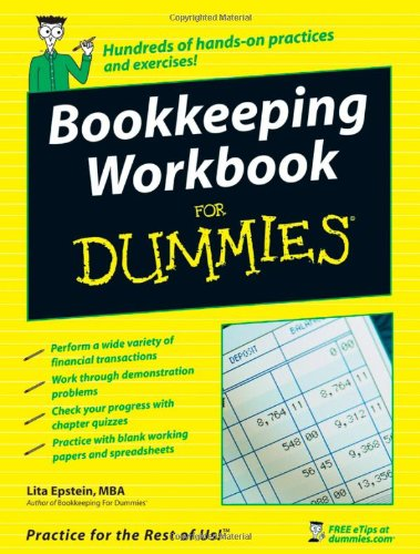 Bookkeeping Workbook For Dummies PDF