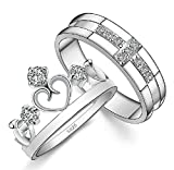 matching promise rings for both