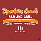 "Fishboy ""Upschitz Creek Bar & Grill T-shirt"" T-shirt"