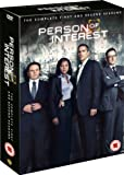 Person of Interest - Season 1-2 [DVD] [2014]