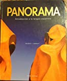 img - for Panorama: Introduccion a La Lengua Espanola book / textbook / text book