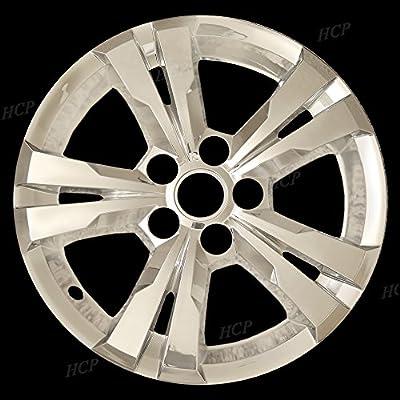 "10-15 Chevrolet Equinox 17"" Chrome Wheel Skin"