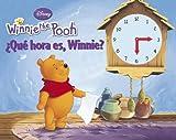 img - for  Qu  hora es, Winnie? book / textbook / text book
