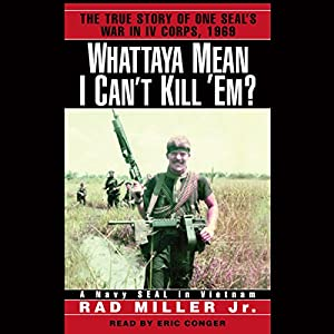 Whattaya Mean I Can't Kill 'Em? Audiobook
