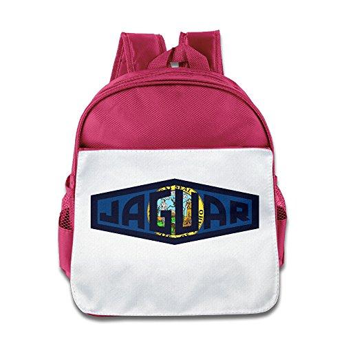HAPYO Racing Jaguar Heritage Backpack / Kids' School Backpack Pink (Kenmore Pedal compare prices)
