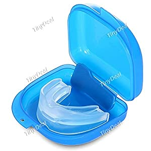 Anti Snore Tray Sleeping Teeth Brace Anti Snore Apnea Mouth Tray Device Health Care for Family BKH-311525