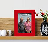 Exclusive Gift for Parents Day_For Special Mom And Dad_ Bed Side Red Hot Photo Frame