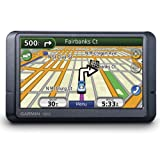 Garmin nüvi 265W/265WT 4.3-Inch Bluetooth Portable GPS Navigator with Integrated Traffic Receiver (Factory Refurbished)