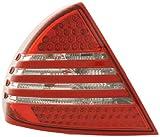 FK Automotive FKRLXLMI8005 - Faros traseros LED para Mitsubishi Lancer CA0/CA0W/CJ0, a partir de año 95, color rojo