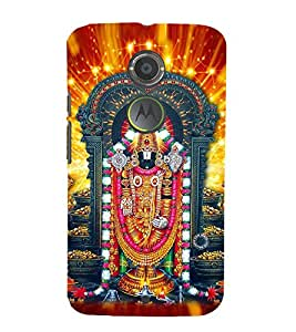 Lord Balaji 3D Hard Polycarbonate Designer Back Case Cover for Motorola Moto X2 :: Motorola Moto X (2nd Gen)