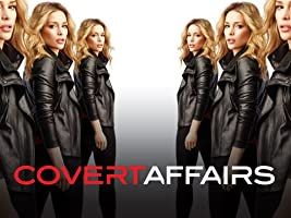 Covert Affairs OmU - Staffel 4