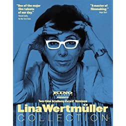 Kino Classics Lina Wertmuller Collection (Love &amp; Anarchy, The Seduction of Mimi, All Screwed Up) (3-Disc Set) [Blu-ray]