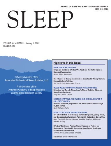 the issues of the sleep disorders as evidenced by eugene aserinsky Issuu is a digital publishing platform human and artificial the science of sleep the mind new questions and issues that now flourish in the shadows.