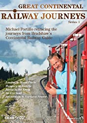 Great Continental Railway Journeys [DVD]