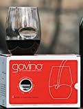 Govino Wine Glass Flexible Recyclable Shatterproof (Set of 4)