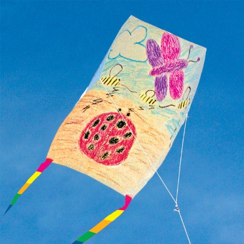 How to decorate a wau kite for Decoration kite