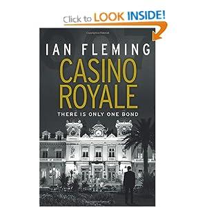 Amazoncom Casino Royale James Bond Series