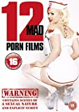 12 Mad Porn Films (12 film, 4 DVD set)