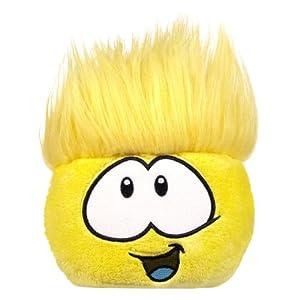 Club Penguin Puffle Plush - Wave 10 - Yellow