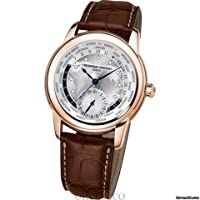Frederique Constant Worldtimer Automatic Mens Watch FC-718WM4H4 from Frederique Constant