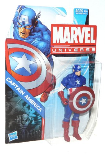 Marvel Universe Captain America Hasbro Canada - 1