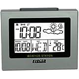 Wetterstation Wecker Luftfeuchte Thermometer W6840