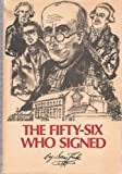The Fifty-Six Who Signed (0841501130) by Fink, Sam
