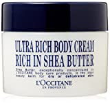 LOccitane Shea Butter Ultra Rich Body Cream, 7 oz.
