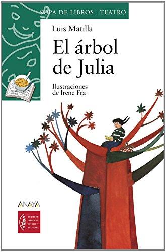 El árbol de Julia (Literatura Infantil (6-11 Años) - Sopa De Libros (Teatro))