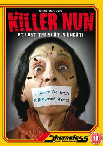 Killer Nun [DVD] [Import]