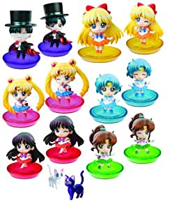 Sailor Moon PS Petit Chara Land Mini Figura (1 Random Blind Box)