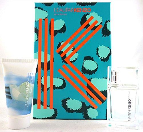 Kenzo L Eau Par Kenzo Pour Femme Set 30 ml Eau de Toilette EDT & 50 ml Showergel