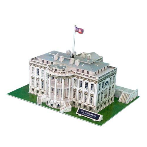 Daron CF060H White House 3D Puzzle