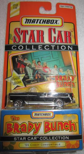 MATCHBOX STAR CAR Collection Happy Days 57 T Bird Brady Bunch