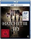 Hatchet 3 [3D Blu-ray + 2D Version]